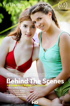 Behind The Scenes: Jia Lissa And Kalisy On Location