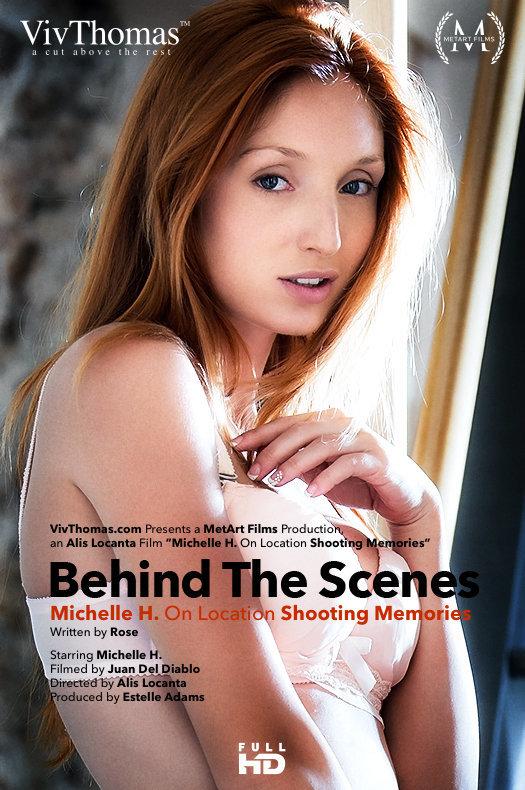 Behind The Scenes: Michelle H Shooting Memories
