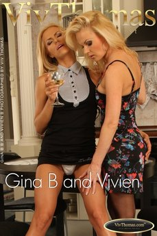 Gina B and Vivien