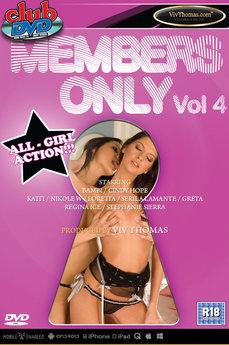 Members Only Vol 4