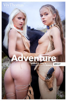 Adventure. Adventure featuring Milena D & Nika N by Antares