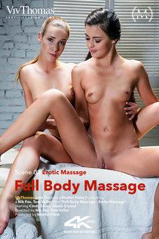 Full Body Massage Episode 2 - Erotic Massage