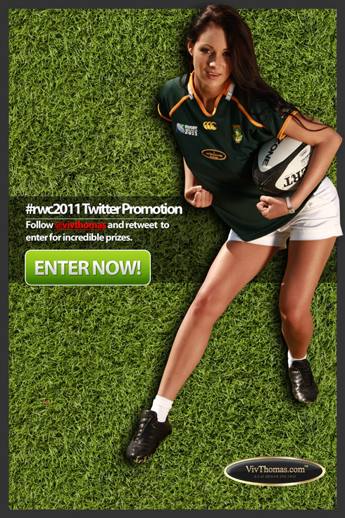 enter the viv thomas rwc2011 competition