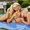 Stella Stevens, Sandy and Gina B