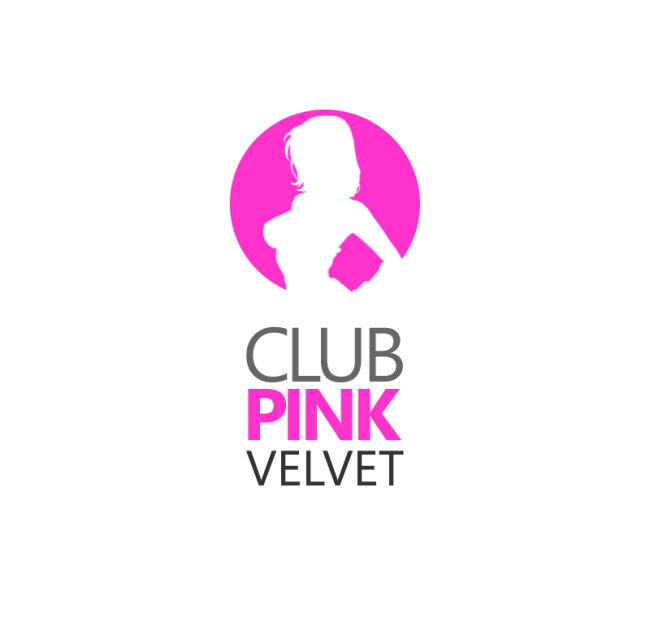 A new logo for Club Pink Velvet