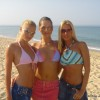 Sophie Paris, Sandra Shine and Sandy