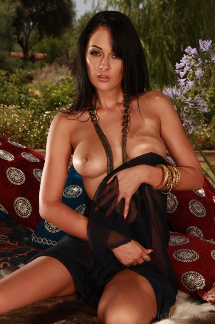 Nicole Smith's breasts