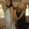 Nella getting STYLED by Avril (Sirens 2006)