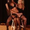 lesbian lap dance
