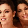 Alyssa Reece and European beauty Zafira