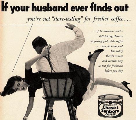 coffee-spank