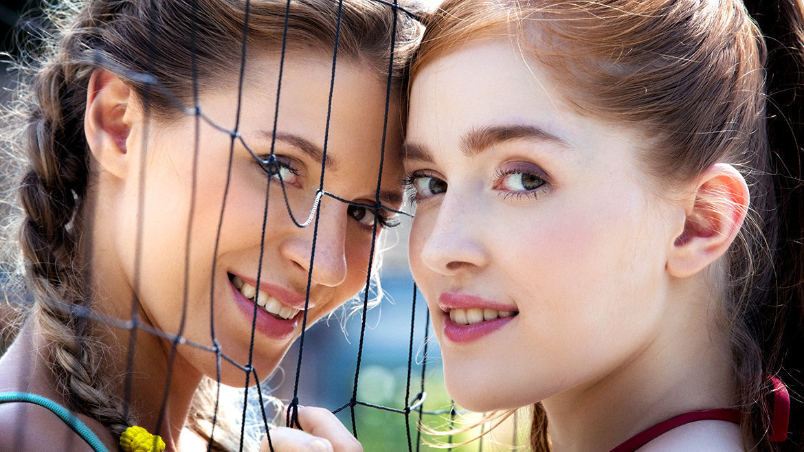 Jia Lissa & Kalisy in Summer Fun Episode 4 - Love Match by Sandra Shine